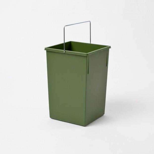 Inneneimer 15 Liter grün