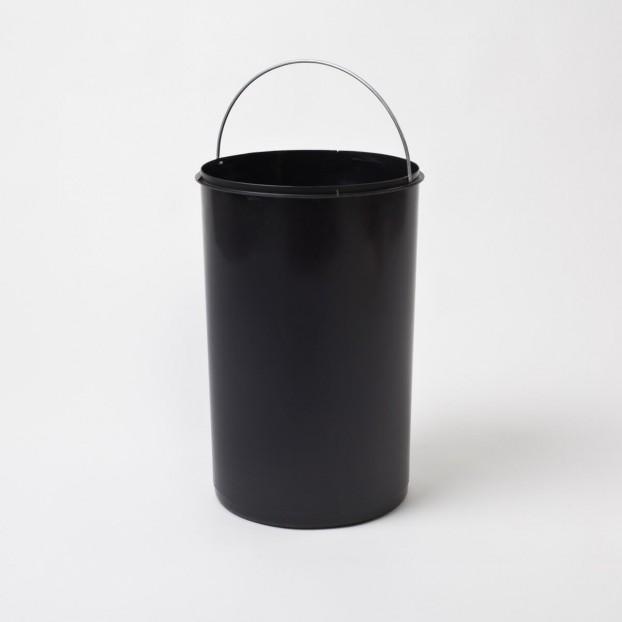 Inneneimer 20 Liter, schwarz