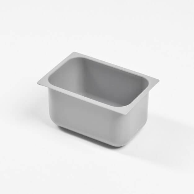 Utensil store, light grey