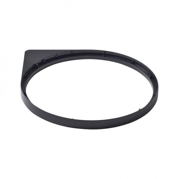 Mantle ring bottom, black