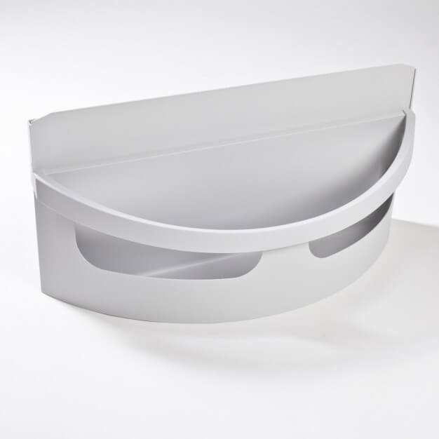 Side tray for Rondo, high version