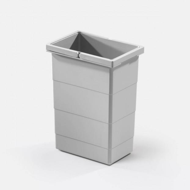 Inner bin 8.5 litres, light grey