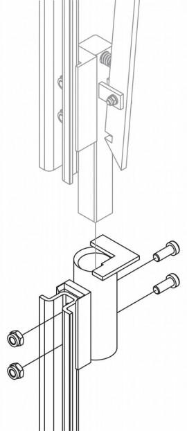 Kupplungsstück H-50 Standard