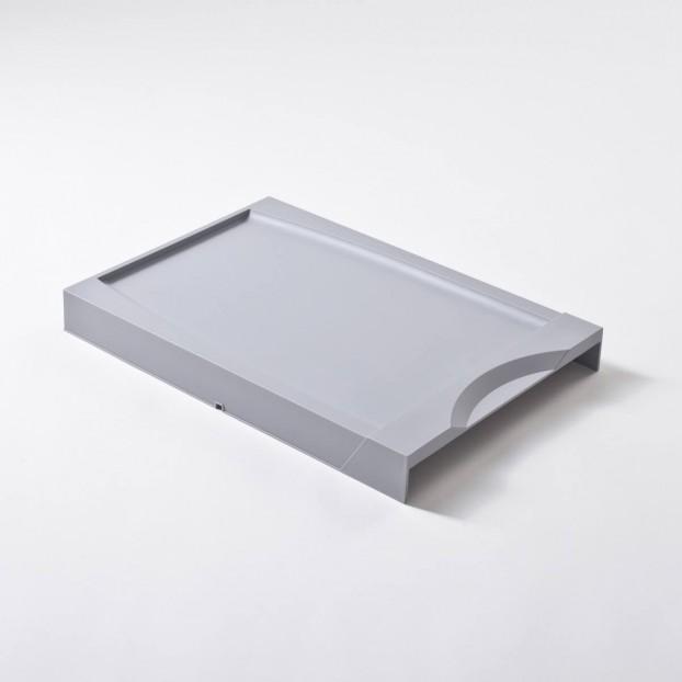 Deckel für 40 Liter Inneneimer, hellgrau