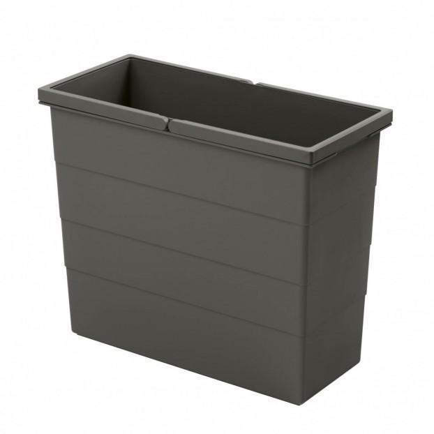 Inner bin 21 litres, slate grey