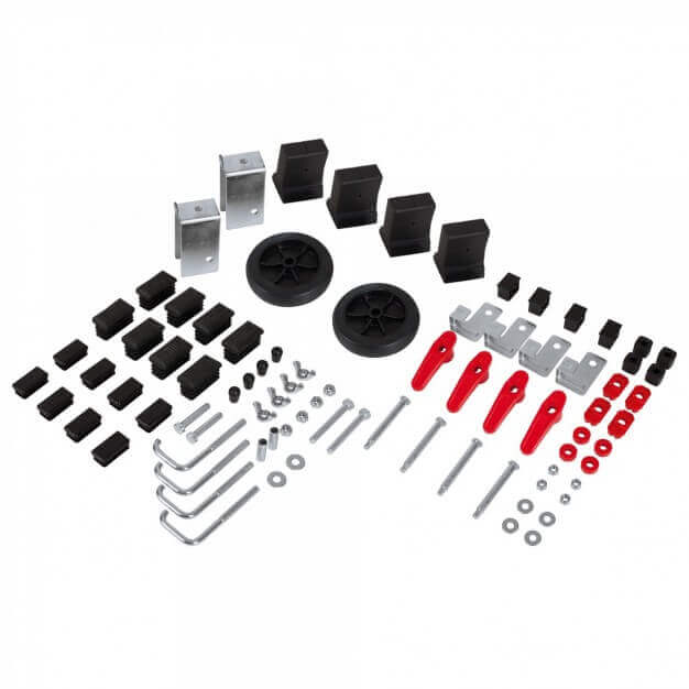 Mounting accessory set