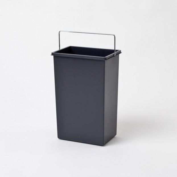 Inner bin 10 litres, dark grey
