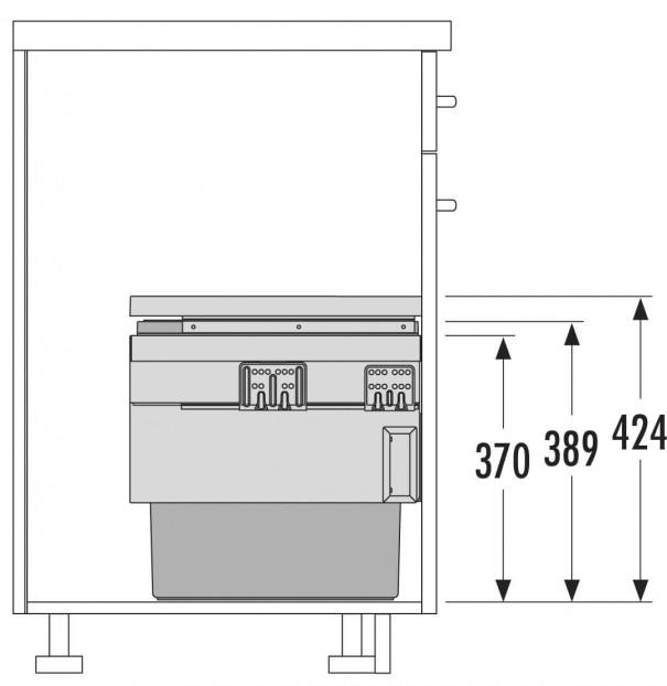 Hailo AS Cargo Synchro 600 28/13/13/D