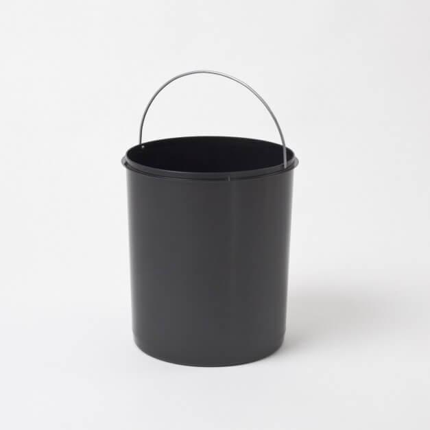Inneneimer 15 Liter schwarz