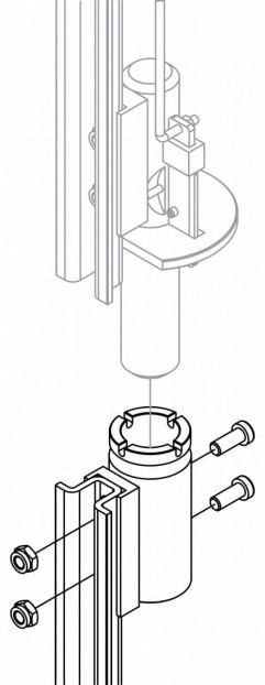 Kupplungsstück H-50 Comfort
