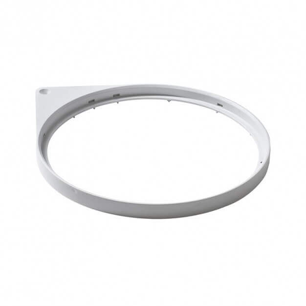 Mantle ring, top