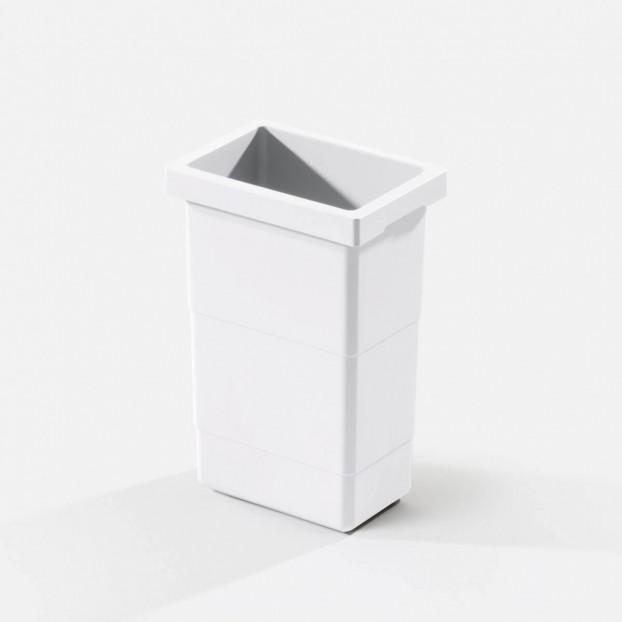 Inneneimer 2,5 Liter, weiß