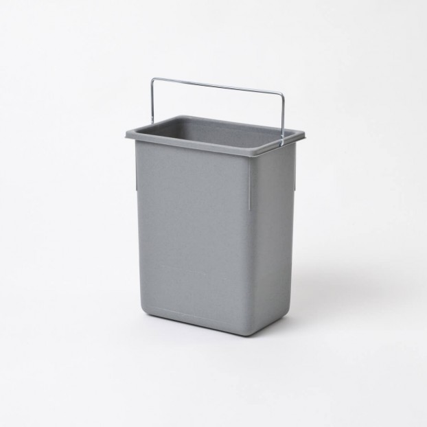 Inneneimer 8,5 Liter, hellgrau