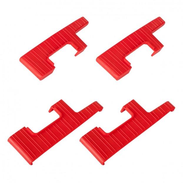 Set Stufenseitenteile (4 Stück)