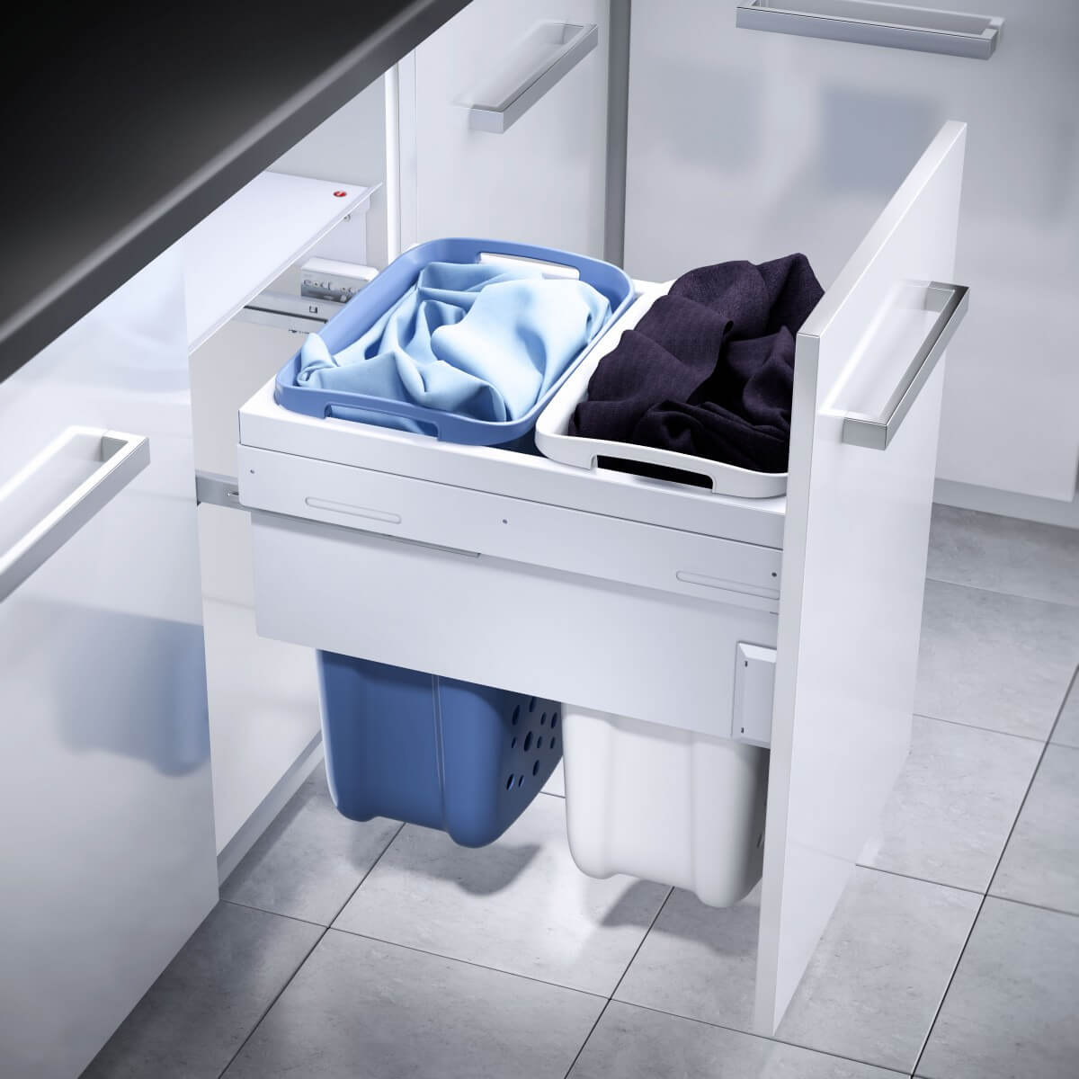 Hailo Laundry Carrier 500