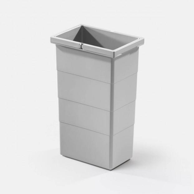 Inner bin 10 litres, light grey