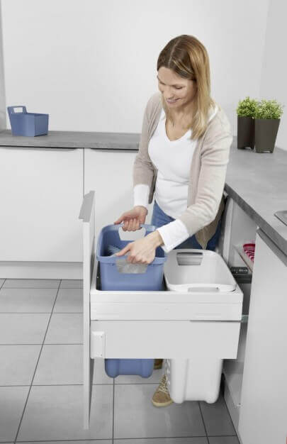 Hailo Laundry Carrier 450