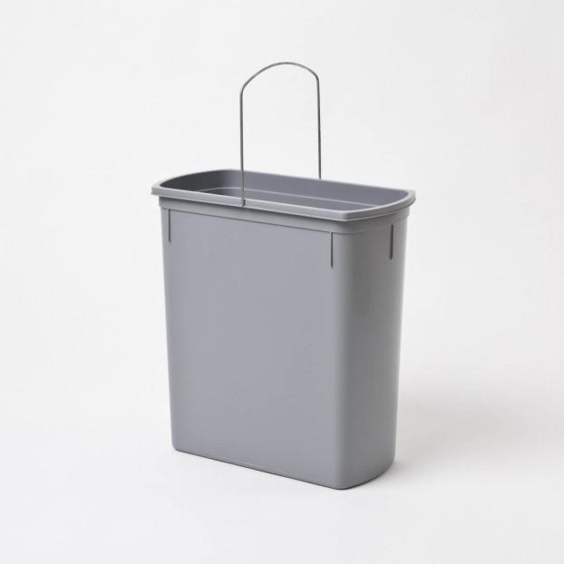 Inner bin 18 litres, light grey