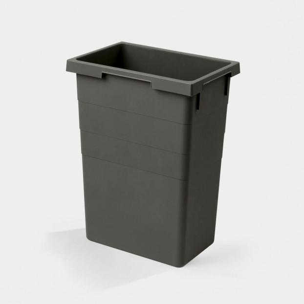 Inner bin 38 litres, slate grey