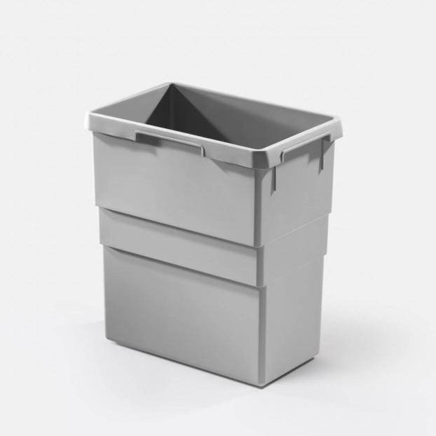 Inner bin 30 litres, light grey