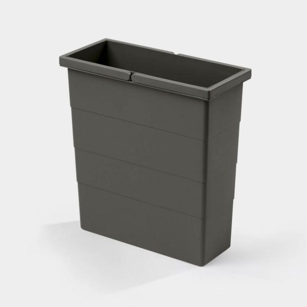 Inneneimer 12 Liter, basaltgrau
