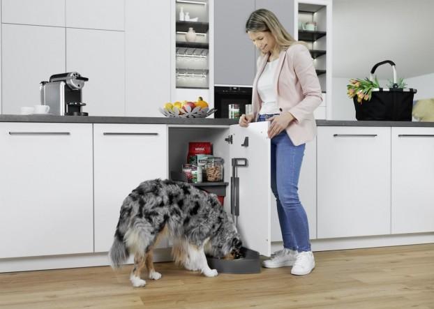 Futterstation Hund