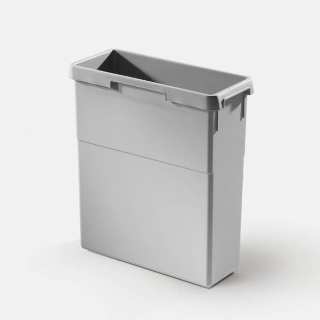 Inner bin 19 litres, light grey