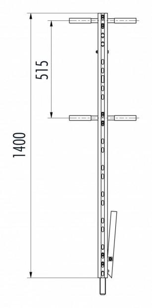 Einstieghilfe H-50 Comfort