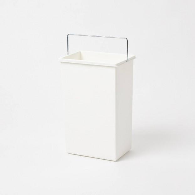 Inneneimer 10 Liter, weiß