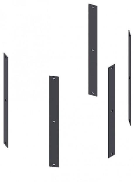 Rückenschutz-Stäbe (5er Set)
