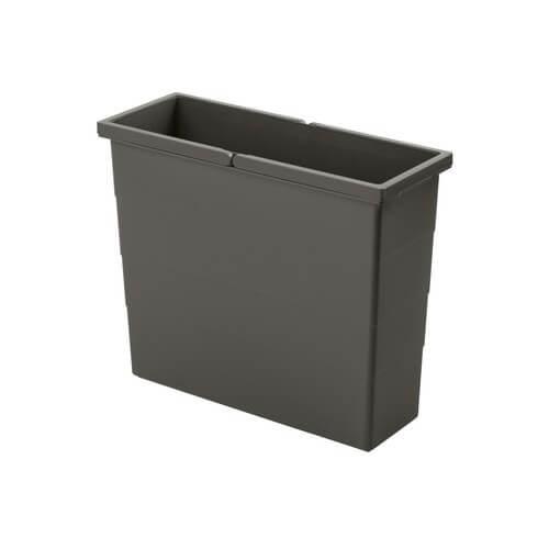Inner bin 17 litres, slate grey