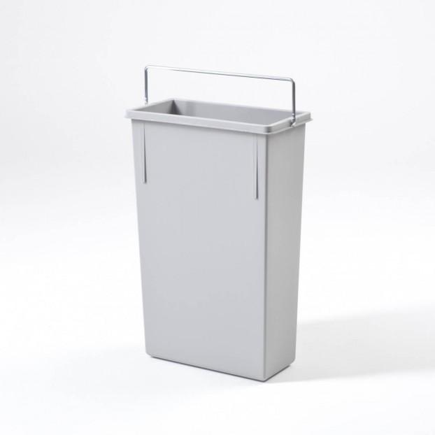 Inneneimer 7 Liter, signalgrau